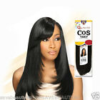 "14"" Shake N Go Que Milky Way Cos Yaky 100% Human Hair Master Mix Weave Extension"