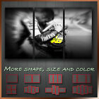 ' VALENTINO ROSSI MOTO GP STAR ' Sports Canvas Box  ~ 3 Panels