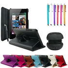 Leather 360° Rotating Case Cover - Portable Speakers For Asus Google Nexus 7
