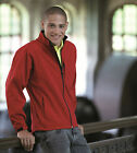 JN135 Mens Softshell Jacket Jacke Softshelljacke Herren Soft Shell Neu Men`s