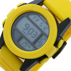 SH US Mens Sport Wrist Watch Classic Digital Rubber Silicone Colorful Date HOT