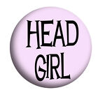 HEAD GIRL, SCHOOL DISCO, St.Trinians, Badges,  Mirror, Magnet, Bottle Opener