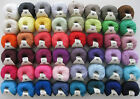 RICO ESSENTIALS 100% COTTON MERCERISED DOUBLE KNITTING DK WOOL YARN 50G BALL