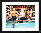 "Frank Bruno Mike Tyson  Framed Photo 28cm x 33cm (11""x13"") Click image for more"