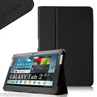 Samsung Galaxy Tab 2 10.1 Tablet Leather Case Cover P5100 / P5110 / P5113