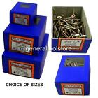 MULTI PURPOSE WOOD POZI  BOXED 200/100 SCREWS SIZES 4.5 X 22MM UPTO 6.0 X 150MM