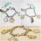 RARE AND NEW MOOMIN VALLEY COLOR CHARACTERS BRACELET W/ BOX - 3 STYLES TO CHOOSE
