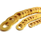 BRASS WASHERS FORM A,THICK WASHER TO FIT MACHINE SCREWS DIN125A, M3 M4 M5 M6 M8
