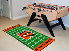 "NFL Man Cave Football Field Runner 30""x72"" Area Rug Floor Mat Made, AFC Teams"