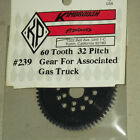 KIMBROUGH 32 PITCH SPUR GEARS for ASSOCIATED