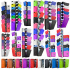 Leather Flip Series Case Cover For Various Mobile Phones LCD Screen Protector