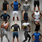 Mens Boys Surfing Swim Shirts Pants Shorts Rash Guard Vest Swimwear Wetsuits