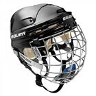 Bauer 4500 Ice Hockey Helmet Combo - All Sizes & Colours Available