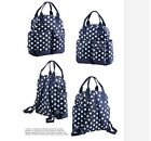 NWT 4pcs Baby Diaper Nappy Changing Bag Backpack BP016