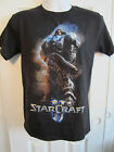 "HOT TOPIC: StarCraft II "" JIM RAYNOR"" T-Shirt   NWOT"