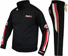 RDX Full Fleece Tracksuit Hoodie Trouser MMA Gym Boxing Shorts Men Joggers Pants