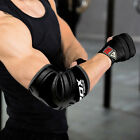 RDX Adjustable Elbow Support Brace Sleeves Guard Arm Pads MMA Bandage Wrap Gym