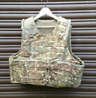 UK BRITISH ARMY SURPLUS ISSUE MTP MK. 4 OSPREY BODY ARMOUR MOLLE VEST COVER G1