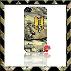 ★ THE SPECIAL AIR SERVICE (SAS) ★ COVER FOR APPLE IPHONE 4/4S WHO DARES WINS
