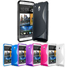 Accessories for the New HTC One Mini Gel Skin TPU Case Cover Various Colours