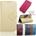 XUNDD® LUXURY STAND LEATHER WALLET FLIP CASE COVER FOR SAMSUNG GALAXY S4 I9500