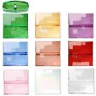 24 Big 19mm 3/4 inch Plastic Acrylic Faceted Flat Square Beads with 2.2mm Hole