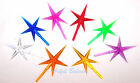 Ceramic Craft Plastic Christmas Tree Stars Topper Lot  Modern image