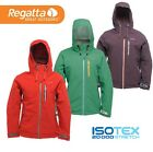 Regatta Womens Clarice 3in1 Waterproof Breathable Isotex 20000 XPT Jacket RWP039
