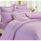 Hotel Brand 600TC Very Soft 2PC Pillow Cases/Shams Solid Egyptian Cotton