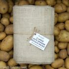 LARGE JUTE HESSIAN SACKS (50kg Potato Veg Storage Bag) 61x110cm PACKS FROM £4.10