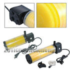 Aquarium Fish Goldfish Internal 2-stage / 3-stage Sponge Filter Pump With 3 LEDs