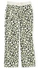Aeropostale Womens Aero Animal Print Fleece Dorm Lounge/Sweat Pants Sz XL XXL