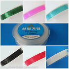2 Reels x 6M Elastic Stretch Cord Beading Thread 1.0mm For Bracelet
