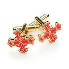 New Masonic Red Cross of Constantine Cufflinks RCC