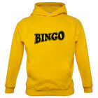 Bingo - Kids / Childrens Hoodie - Player - 7 Colours -Free UK delivery- Age 1-13