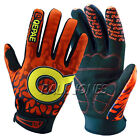 PJ Men's Outdoor Sports Cycling Bike Bicycle Full Finger Comfy Gloves S~L