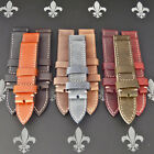 LocalTime Watch Strap Premium Leather Custom Hand Made 20 22 24 26 mm 9 Colours