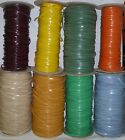 "1 yard of 1/8"" Welt Piping Trim Vinyl PVC Auto Marine Upholstery w/1/4"" Lip"