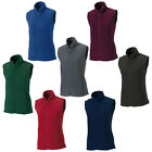 New RUSSELL Womens Ladies Outdoor Fleece Gilet Bodywarmer in 9 Colours XS - XXL