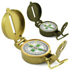 Camping Folding Lens Compass Multifunction American Military Outdoor Hiking