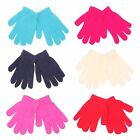 24 pairs x Kids Winter Warm Magic Gloves WHOLESALE JOB LOT BULK BUY TRADE