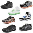 NEW JUNIOR BOYS GIRLS FLAT LACE UP RUNNING HI TOPS FLAT SPORTS TRAINERS SIZES UK