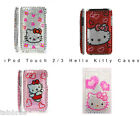 iPod Touch 2/3 Hello Kitty Cases