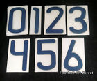France 2010 Football Front/Short Numbers Player Size Blue