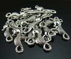 FREE Lots Design Hippocampus Tibetan silver Findings Charms Pendant Beads 22mm