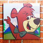 NEW GENUINE LICENSED BOO BOO HANNA BARBERA CANVAS ART PRINT CARTOON