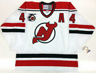 SCOTT STEVENS NEW JERSEY DEVILS CCM VINTAGE WHITE JERSEY NEW WITH TAGS