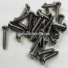 A2 STAINLESS STEEL PAN HEAD POZI PZ SELF TAPPERS SELF TAPPING SCREWS CHOICE SIZE