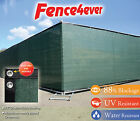 Green 6'x50' Fence Windscreen Privacy Screen Shade Cover Fabric Mesh Garden Tarp cheap