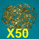 """Lots Safety Pin Closed Baby Diaper Clothing Emergency Locking DIY 3/4"""" Wholesale"""